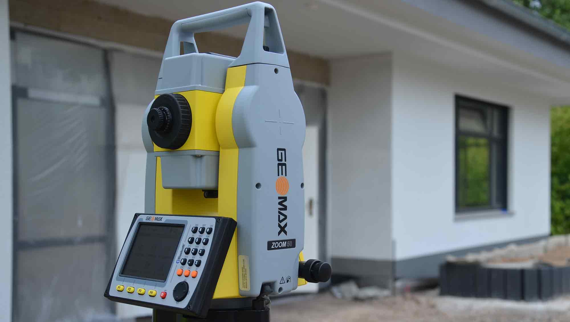 GeoMax Zoom50 Anwendung